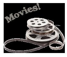 上映映画を検索する
